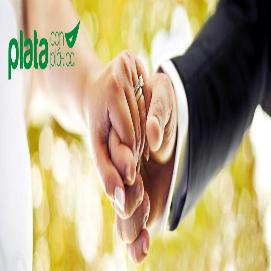 matrimonio 1 llamado   Plata con Plática