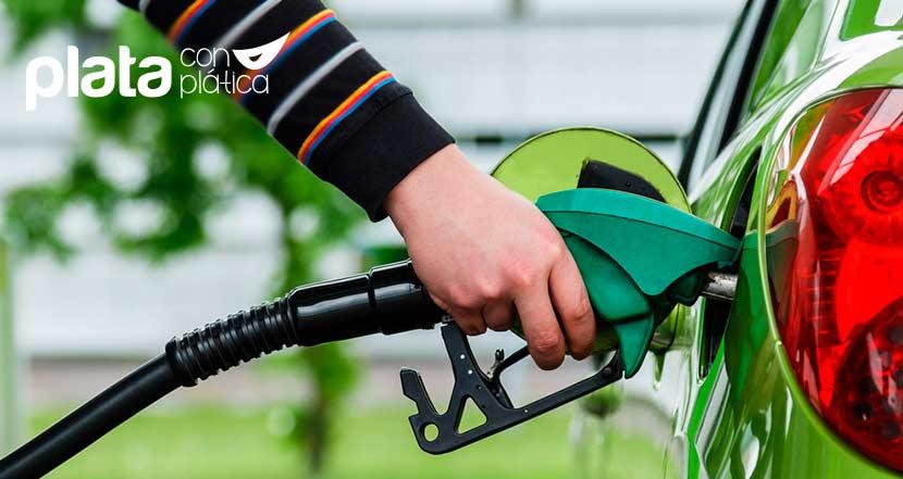 Los precios de la gasolina en el mundo en los rublos