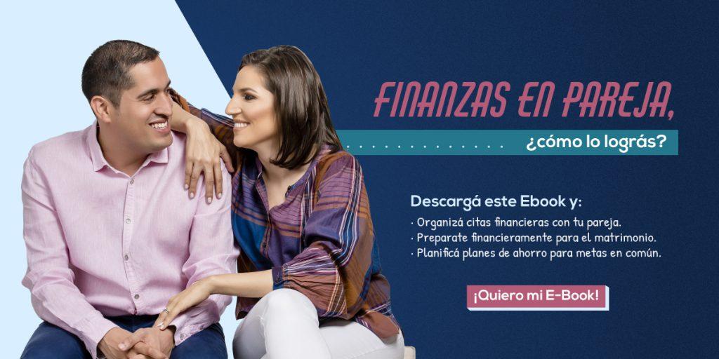 Ebook Finanzas en pareja