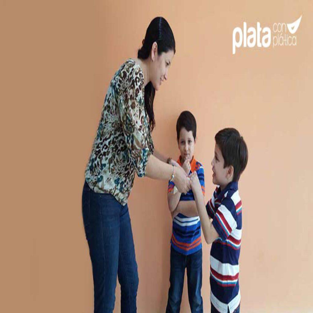 Mesada niños | Plata con Plática