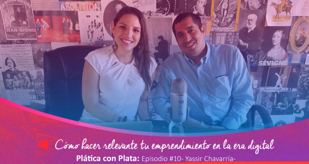 PláticaConPlata emprender en la era digital 1 | Plata con Plática