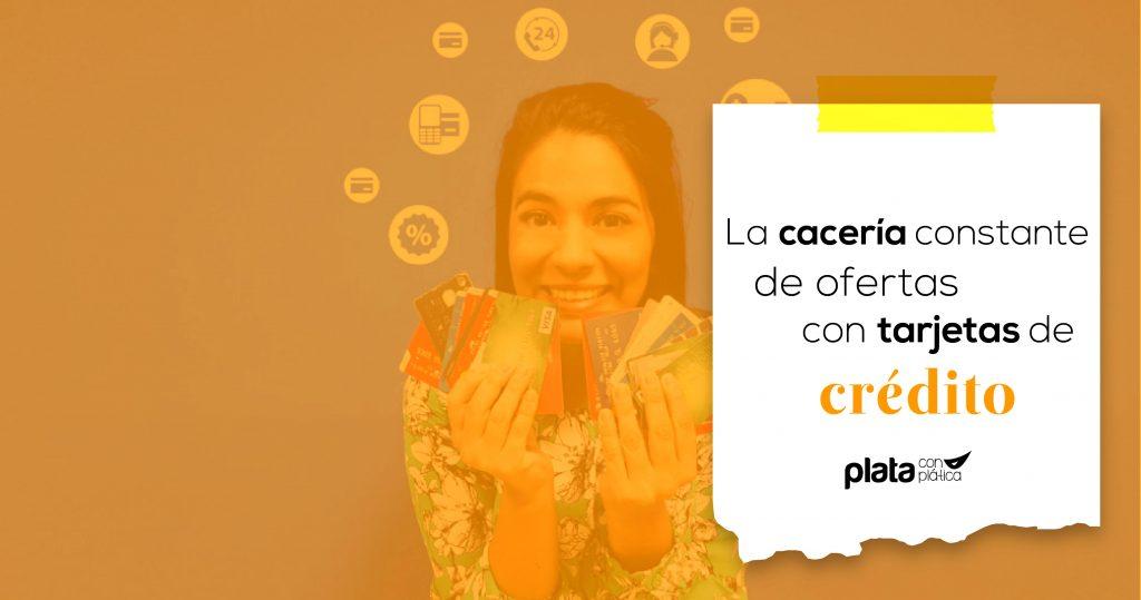 Cacería de tarjetas de crédito 02 | Plata con Plática