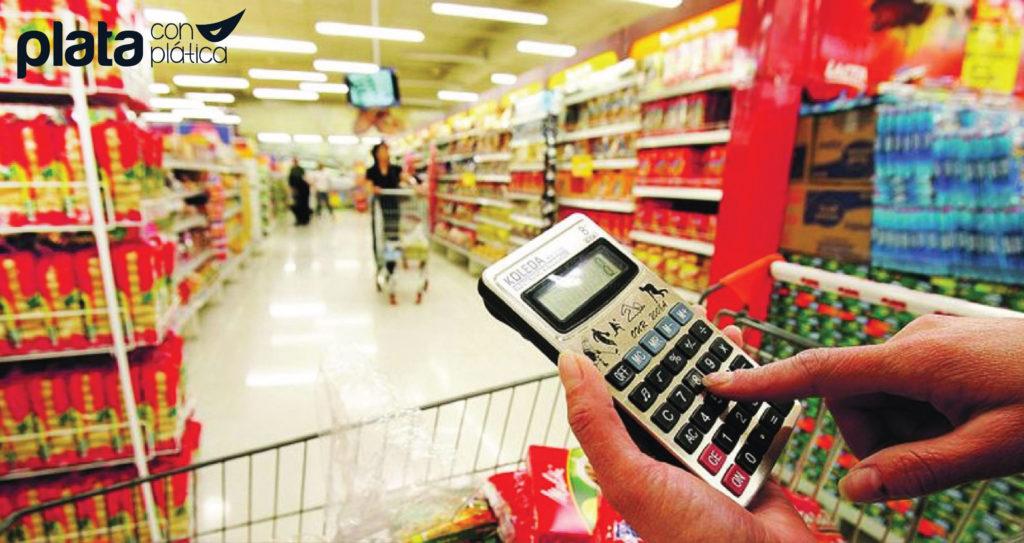 plata con plática compras en el supermercado   Plata con Plática