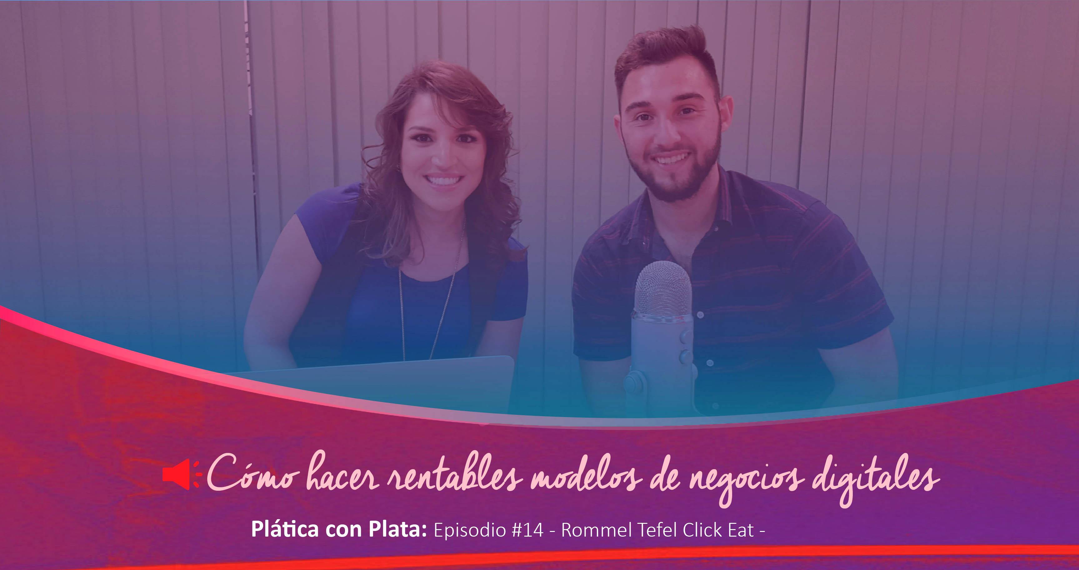 Plática con Plata - Click Eat