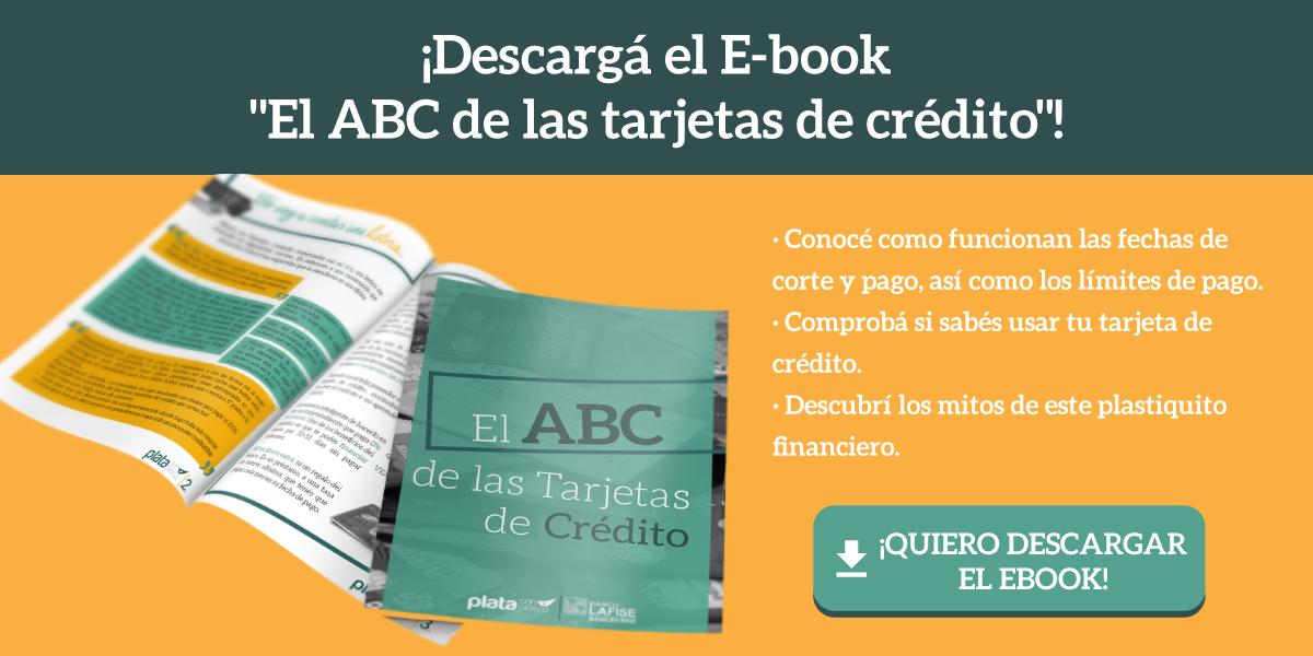 E-book Tarjetas de Crédito