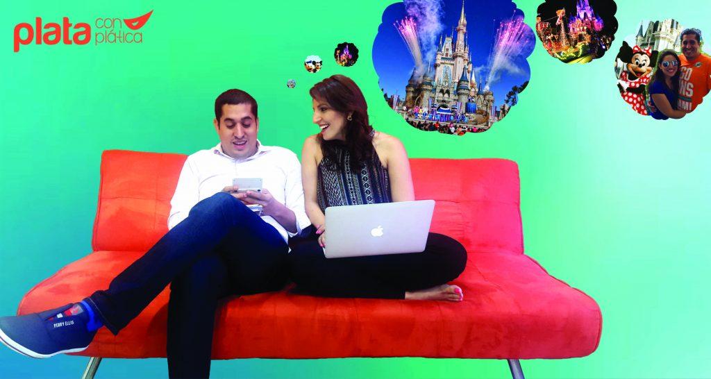 Plata con platica planeando Disney | Plata con Plática