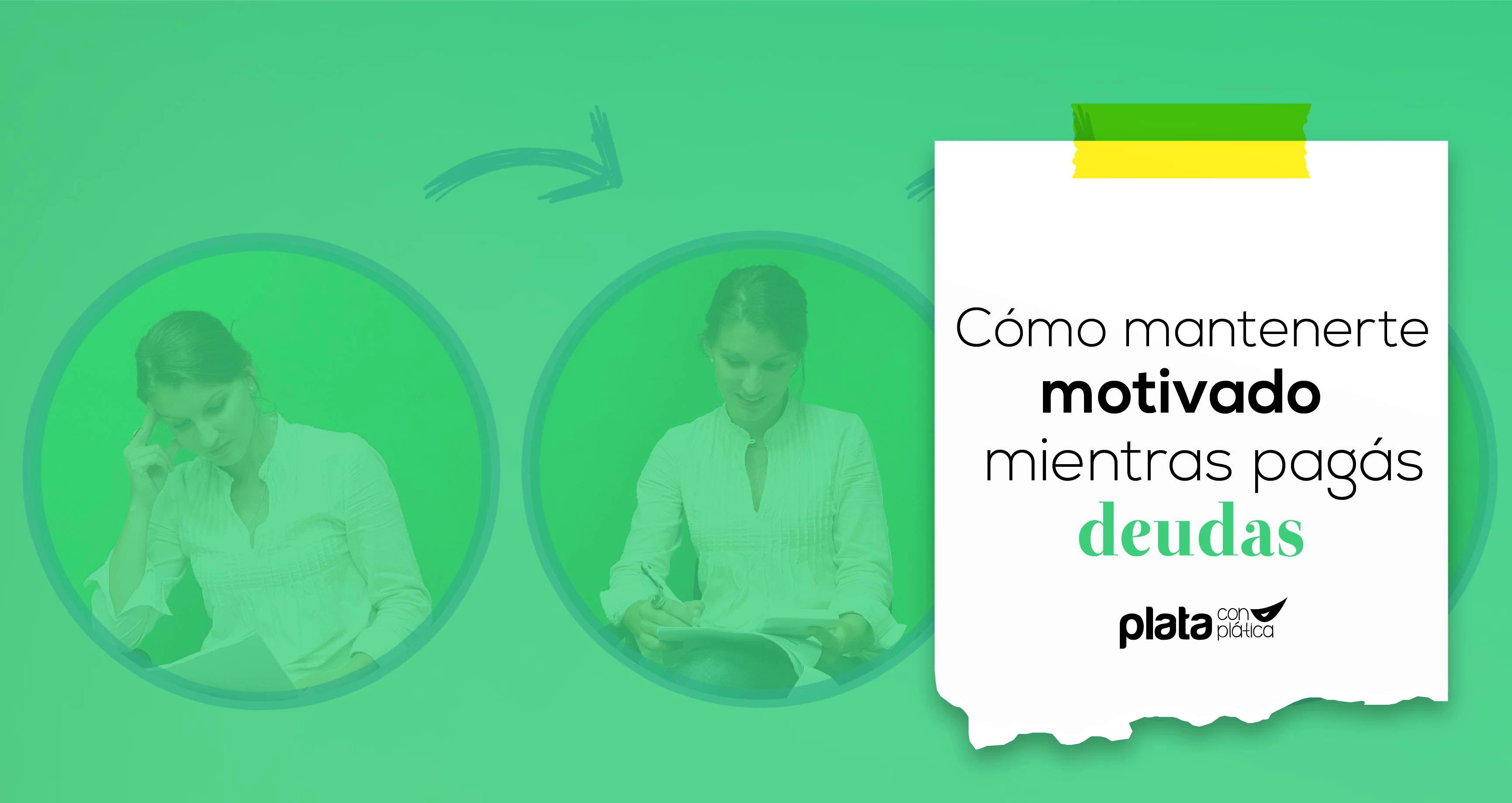 Motivación deudas recicladoe   Plata con Plática