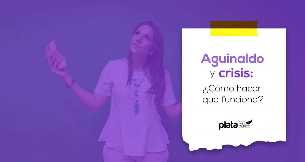 Portada aguinaldo 2019   Plata con Plática