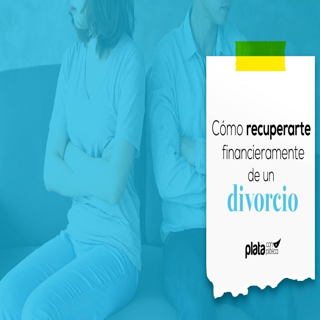 Portada divorcio | Plata con Plática