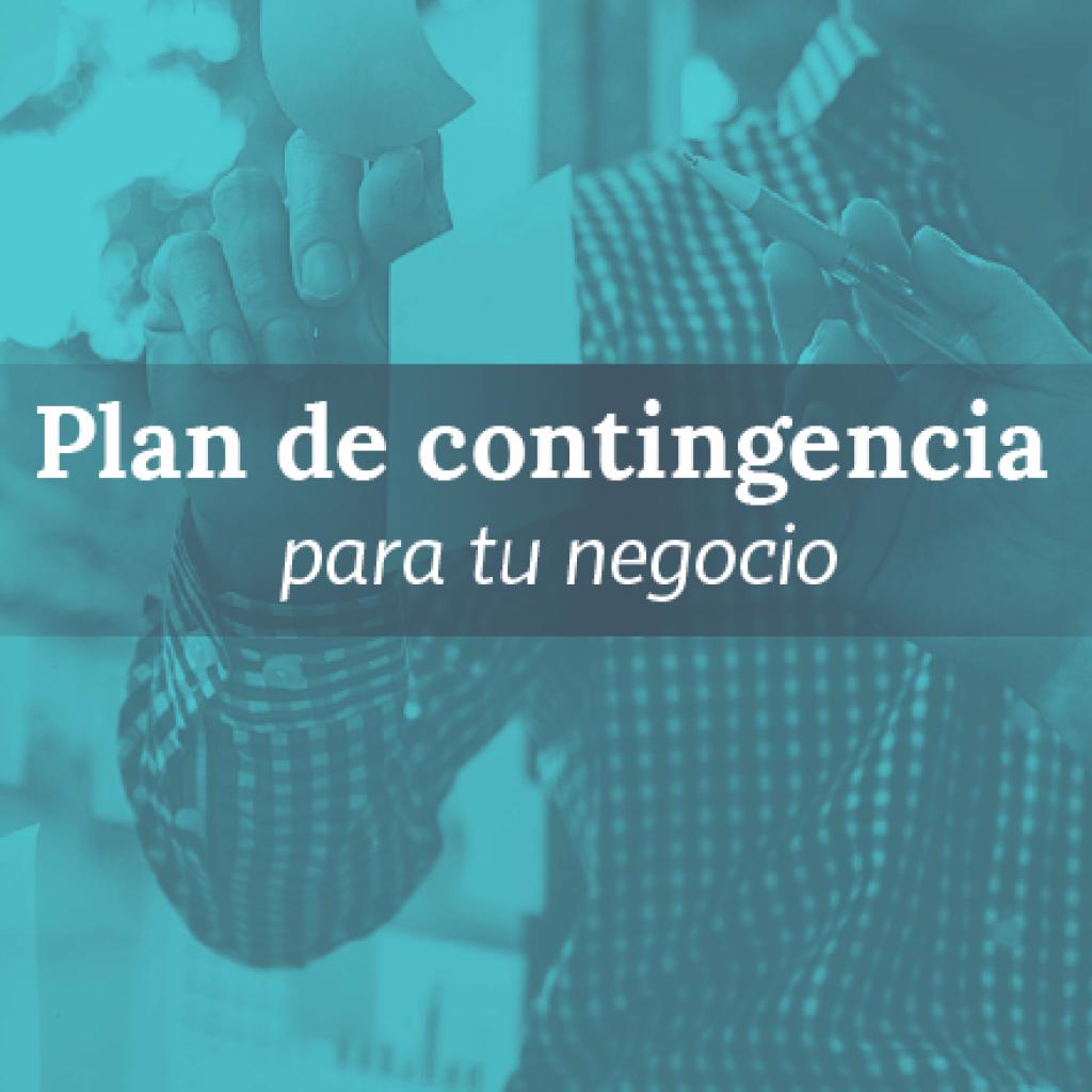 Plan de contingencia 03 | Plata con Plática