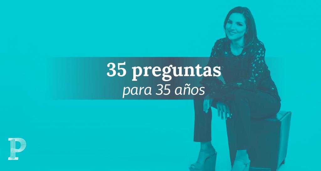 35 preguntas para 35 años 03 | Plata con Plática