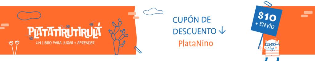 Cupon de descuento 25 | Plata con Plática