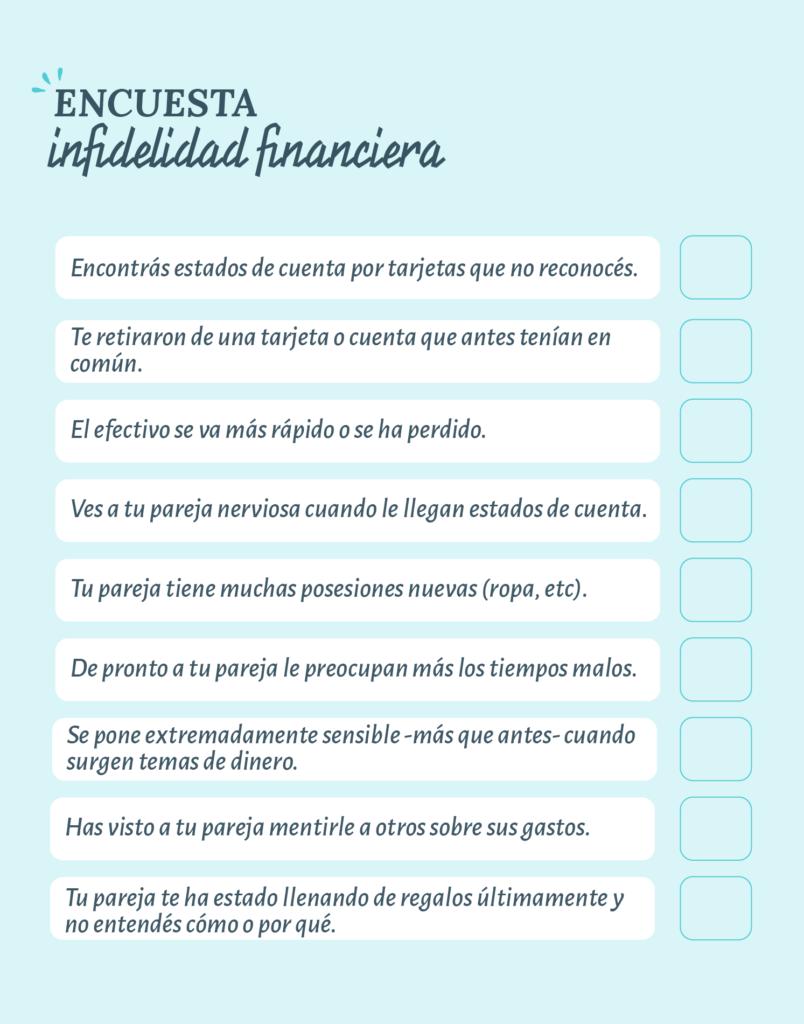 Encuesta infidelidad 12 | Plata con Plática