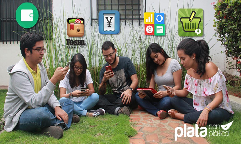 Top 5 Apps Móviles para controlar tus gastos