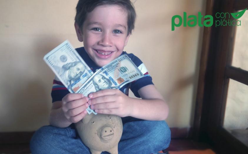 Cómo enseñar a tus hijos a presupuestar