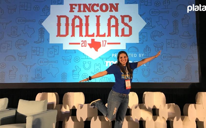 FinCon17: 4 días compartiendo con 1,700 financieros