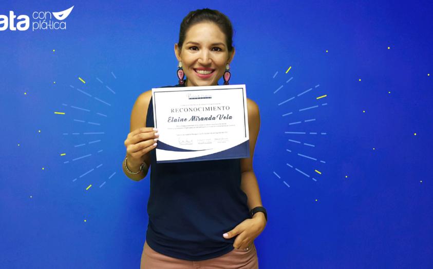 ¡Gané el premio a la Innovación Digital por mi blog!