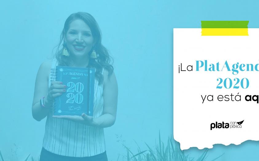 ¡La #PlatAgenda2020 ya está aquí!