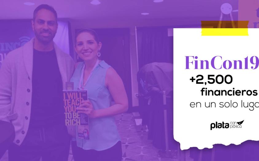 FinCon19: Más de 2500 financieros en un solo lugar