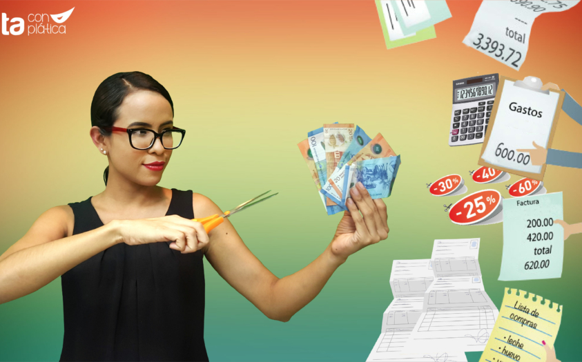 Sacale el jugo a tu presupuesto reduciendo gastos