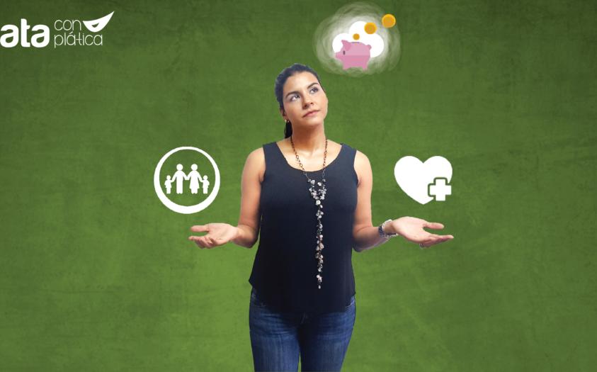 Seguro de vida VS seguro médico: ¿Cuál me conviene?
