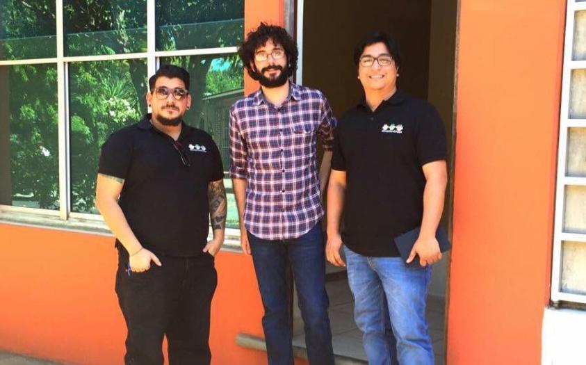 Trío emprendedor exitoso: SheepHeads Apps
