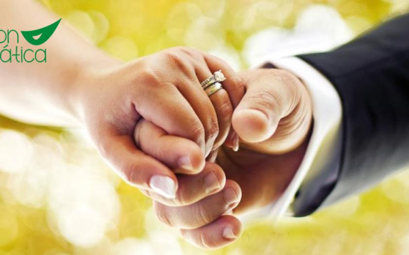 Después de un taller de finanzas en pareja