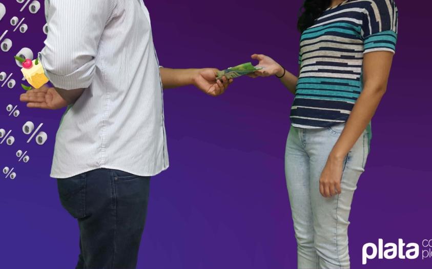Prestamistas: la cereza del pastel de deudas