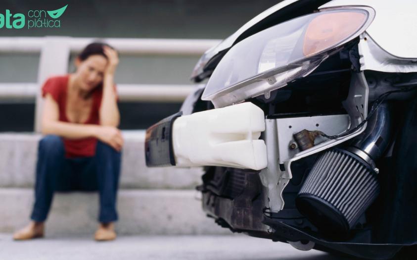 Cuando tu seguro de auto no cubre ciertos daños