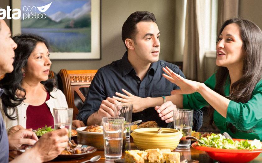 Guía básica para sobrevivir la convivencia con tus suegros