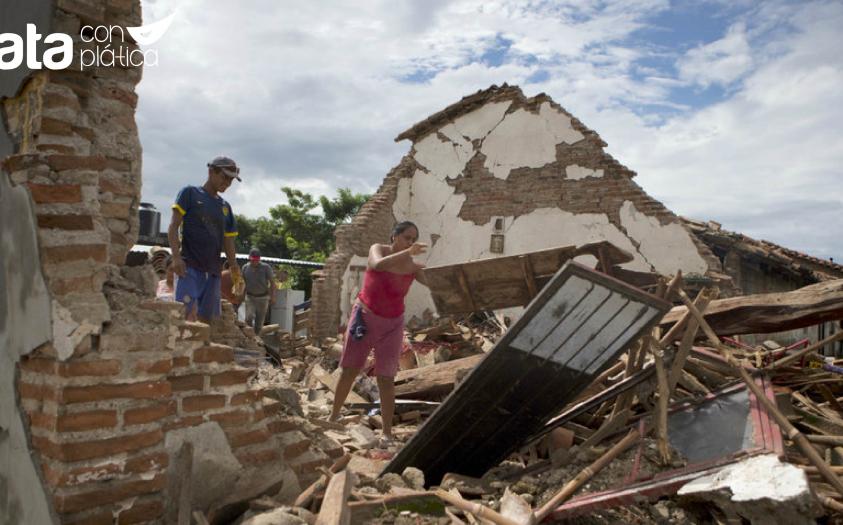 De terremotos, huracanes y tu seguridad
