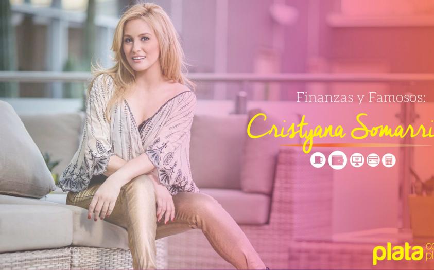 Finanzas y Famosos: Cristyana Somarriba