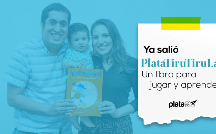 PlataTiruTirulá: un libro para jugar y aprender