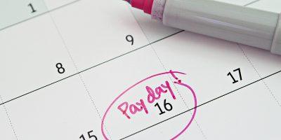 El fenómeno del día de pago