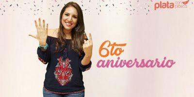 6to aniversario