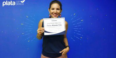 Elaine Miranda premio blog