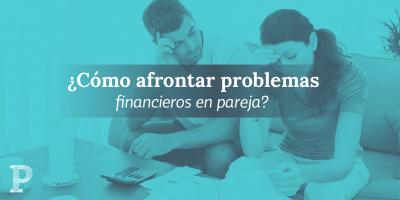 Problemas financieros en pareja