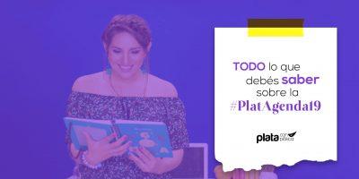 #PlatAgenda19 lanzamiento
